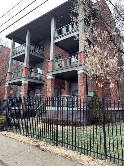 Kansas City Condo/Townhouse For Sale: 110 W 36th Street #3E