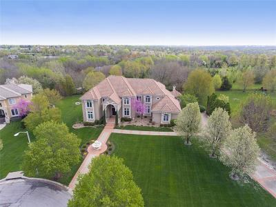 Leawood Single Family Home For Sale: 14563 Granada Circle