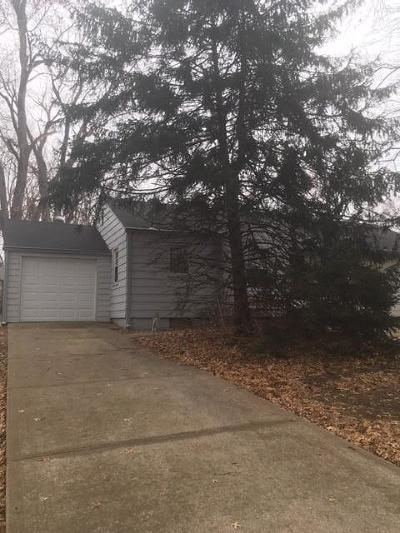 Raytown Single Family Home For Sale: 9608 E 68th Terrace