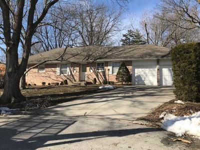 Leawood Single Family Home For Sale: 2015 W 84th Street