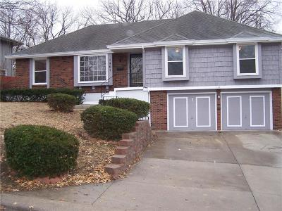 Kansas City Single Family Home Show For Backups: 1301 E 98th Terrace