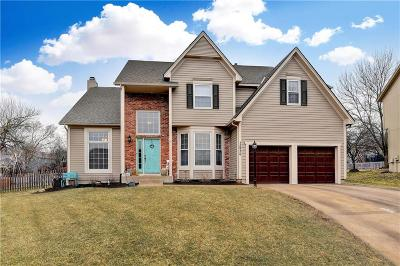 Overland Park Single Family Home Show For Backups: 12926 Carter Street