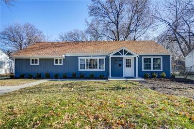 Prairie Village Single Family Home For Sale: 2237 W 79th Street