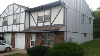 Kansas City Condo/Townhouse For Sale: 10432 E 41 Street