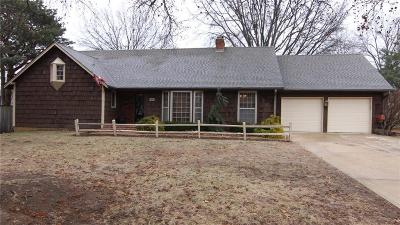 Overland Park Single Family Home For Sale: 10001 Hardy Drive
