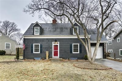 Prairie Village Single Family Home For Sale: 6836 Granada Road