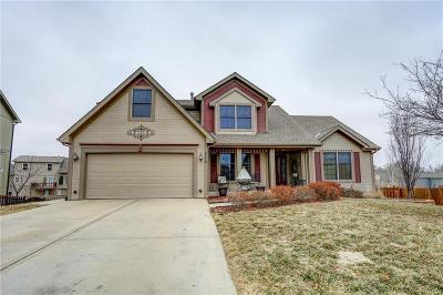 Kansas City Single Family Home For Sale: 8116 NE 73rd Terrace