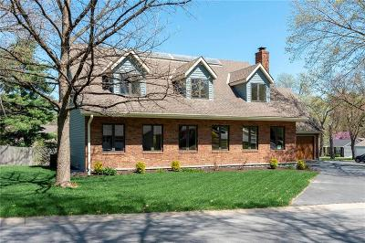 Prairie Village Single Family Home For Sale: 6846 Roe Avenue