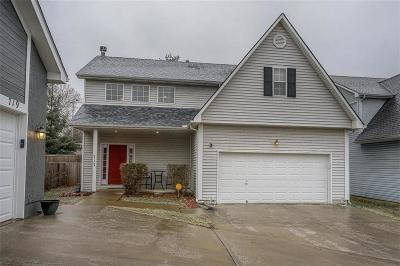 Kansas City Single Family Home For Sale: 717 E 124th Street