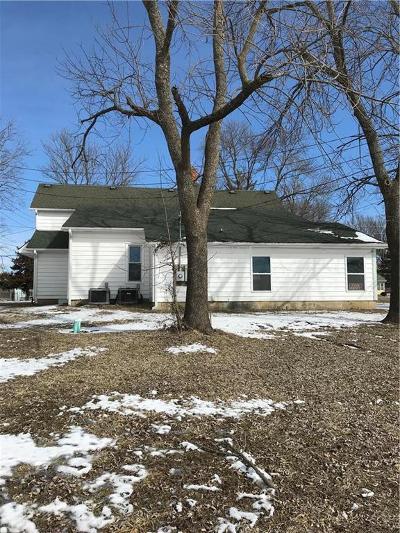 Knob Noster Single Family Home For Sale: 701 E McPherson Road