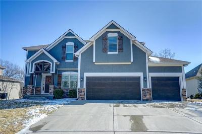Parkville MO Single Family Home For Sale: $489,000