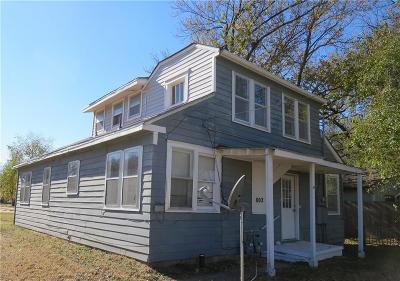 Riley County Multi Family Home For Sale: 800 Pottawatomie Avenue