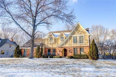 Leawood Single Family Home For Sale: 12316 High Drive