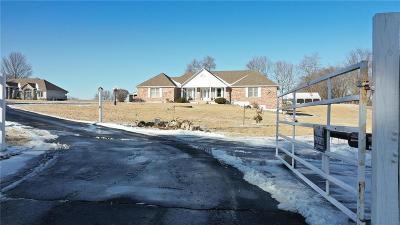 Buckner Single Family Home For Sale: 31508 E Truman Road