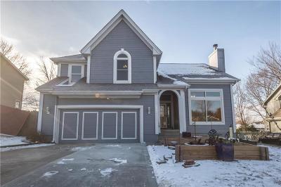 Kansas City Single Family Home Show For Backups: 10009 NW 87th Street
