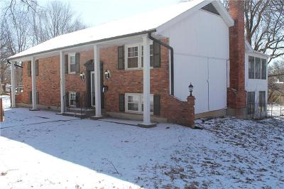 Kansas City Single Family Home For Sale: 4307 E 110th Street