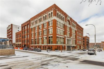 Kansas City Condo/Townhouse For Sale: 306 W 7th Street #303