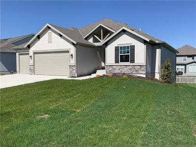 Olathe Single Family Home For Sale: 21758 W 177th Street