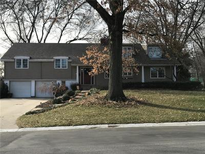 Prairie Village Single Family Home For Sale: 4109 Delmar Drive