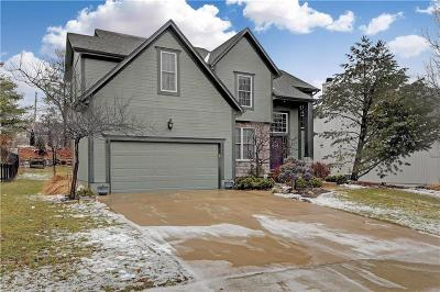 Overland Park Single Family Home For Sale: 5322 W 159th Terrace