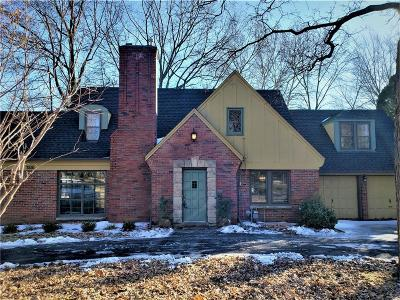 Single Family Home For Sale: 3601 Shawnee Mission Parkway
