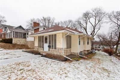 Kansas City Single Family Home For Sale: 5121 Virginia Avenue