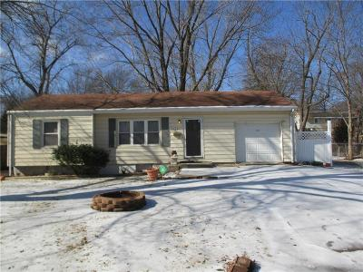 Raytown Single Family Home For Sale: 5724 Elm Avenue