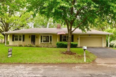 Kansas City Single Family Home For Sale: 4034 NE Indianola Drive