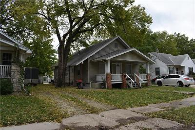 Riley County Multi Family Home For Sale: 1523 Pierre Street