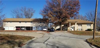 Miami County Multi Family Home For Sale: 529 Brown Circle Drive