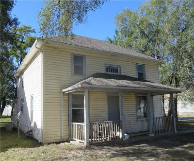 Riley County Multi Family Home For Sale: 600 S 8th Street