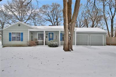 Shawnee Single Family Home For Sale: 5705 Quivira Road