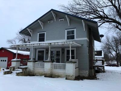 Single Family Home For Sale: 408 W Auberry Grove