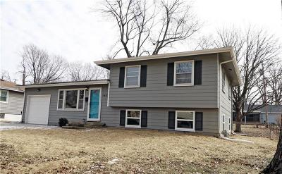 Lee's Summit Single Family Home For Sale: 609 NW Kay Drive