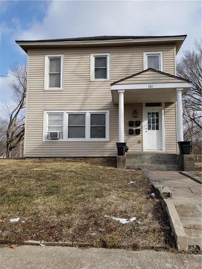 Bonner Springs Multi Family Home For Sale: 161 Clark Street
