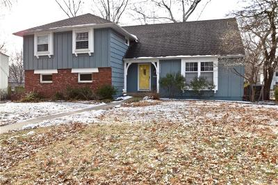Overland Park Single Family Home For Sale: 10024 Ballentine Street
