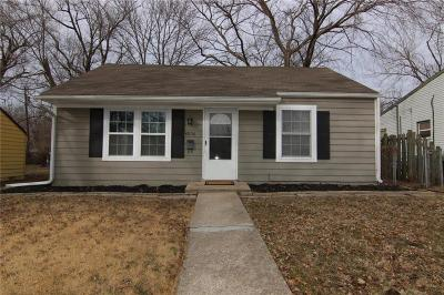Kansas City Single Family Home Show For Backups: 4806 Woodend Avenue