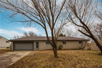 Single Family Home For Sale: 7009 N Fisk Avenue