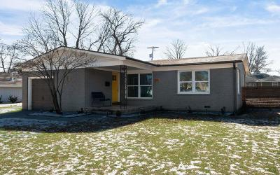 Olathe Single Family Home For Sale: 815 W Sheridan Street