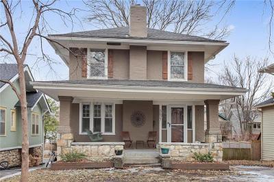 Kansas City Single Family Home For Sale: 5627 Holmes Street