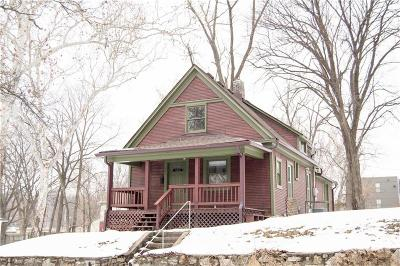 Kansas City Single Family Home For Sale: 1200 E 44th Street