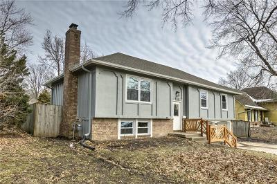 Overland Park Single Family Home For Sale: 9706 W 95th Street
