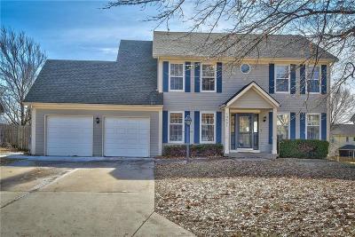 Shawnee Single Family Home For Sale: 14601 W 61st Street
