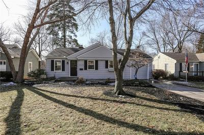 Prairie Village Single Family Home For Sale: 2229 W 71st Street