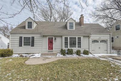 Prairie Village Single Family Home For Sale: 7321 Falmouth Street