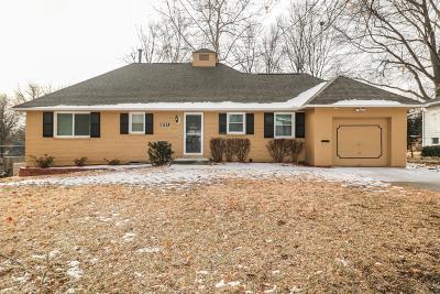 Overland Park Single Family Home For Sale: 8737 Conser Street