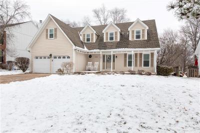 Lenexa Single Family Home For Sale: 15202 W 84th Terrace