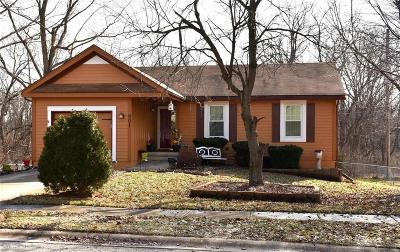 Olathe Single Family Home For Sale: 801 E Wabash Street