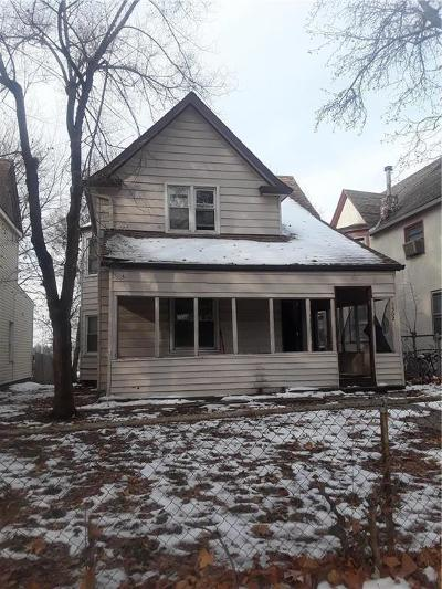 Kansas City Single Family Home For Sale: 1302 College Avenue