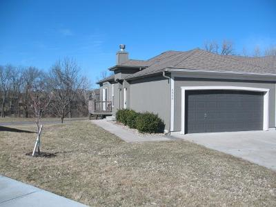 Basehor Condo/Townhouse For Sale: 4906 141st Lane
